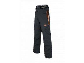 Pánske lyžiarske a snowboardové modro-oranžové nohavice Picture Naikoon 20/20