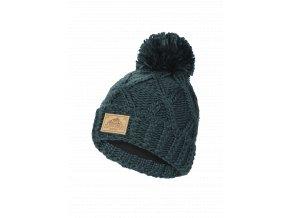 damska zimna ciapka tmavozelena picture haven