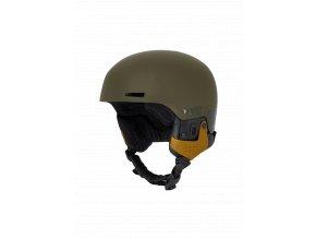 helma na lyze a snowboard kaki picture tempo