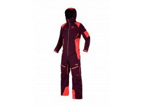 Dámska lyžiarska a snowboardová kombinéza fialová Picture Xena 20/20