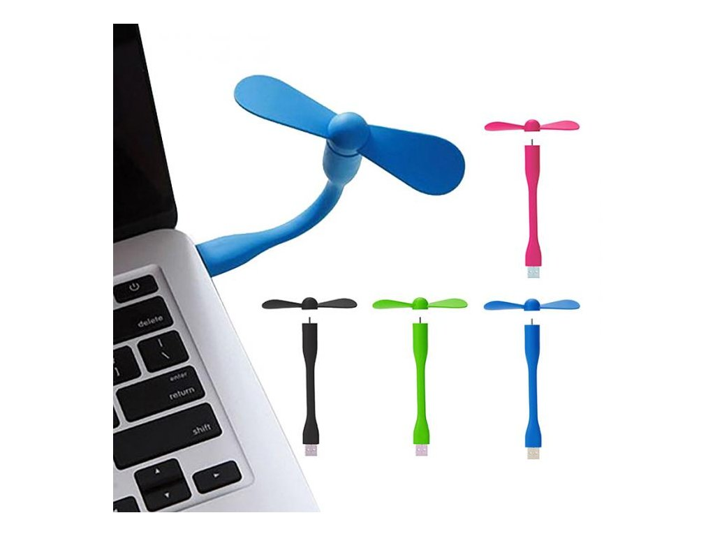 USB větráček