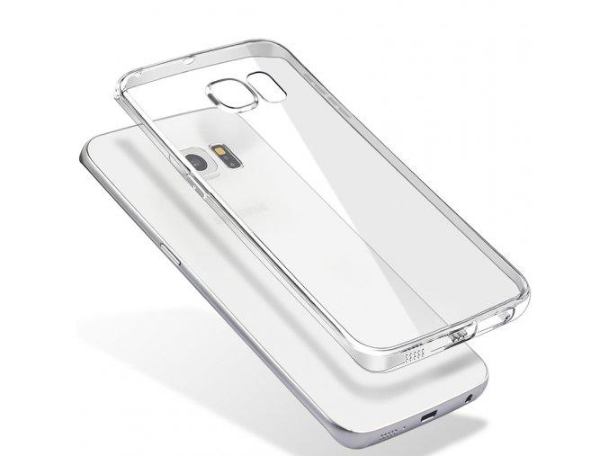 Průhledný kryt (bumper) pro Samsung Galaxy