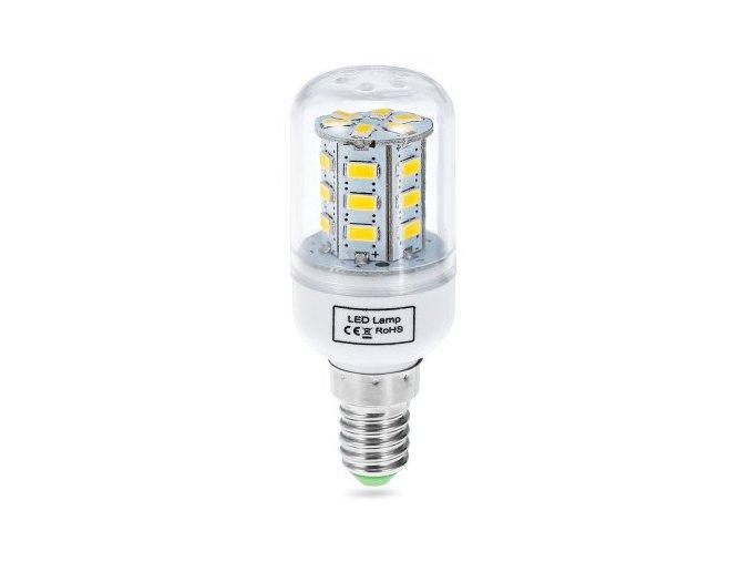 LED žárovka 25W (náhrada 100W), závit E14, teplá bílá