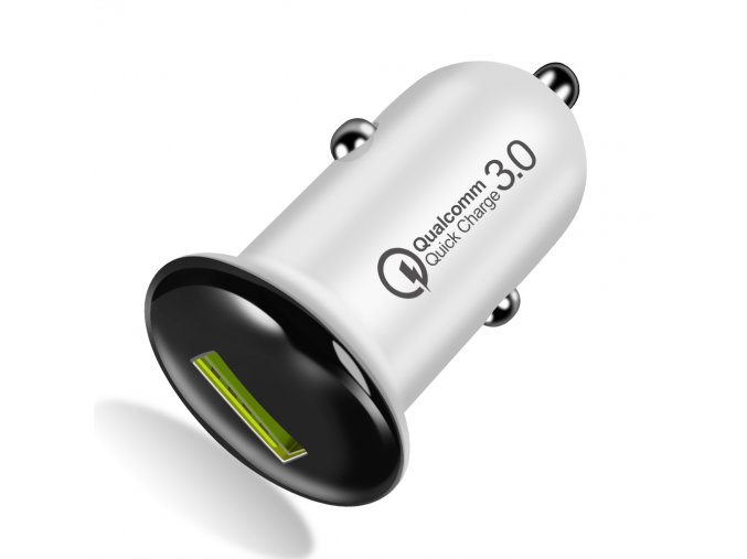 Rychlonabíječka do auta Crouch M2-032 Qualcomm Quick Charge 3.0 5V/9V/12V 18W