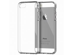 Portefeuille For capa iPhone 5 SE Case Apple Bumper Cover Shock Absorption Bumper Clear Back for