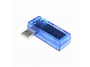 USB měřič proudu a napětí