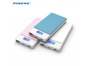 Powerbanka Pineng PN-993 10000mAh s Qualcomm Quick Charge 3.0 a USB-C