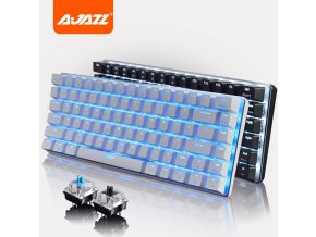 Mechanická herní klávesnice s podsvícením Ajazz AK33, US layout