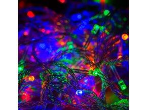 Vánoční řetěz 100 LED 10m, IP44