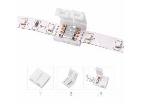 Spojovací konektor pro RGB LED pásek 5050