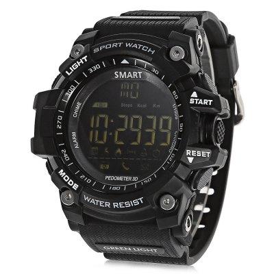 Chytré hodinky AiWatch XWATCH Barva: Černá
