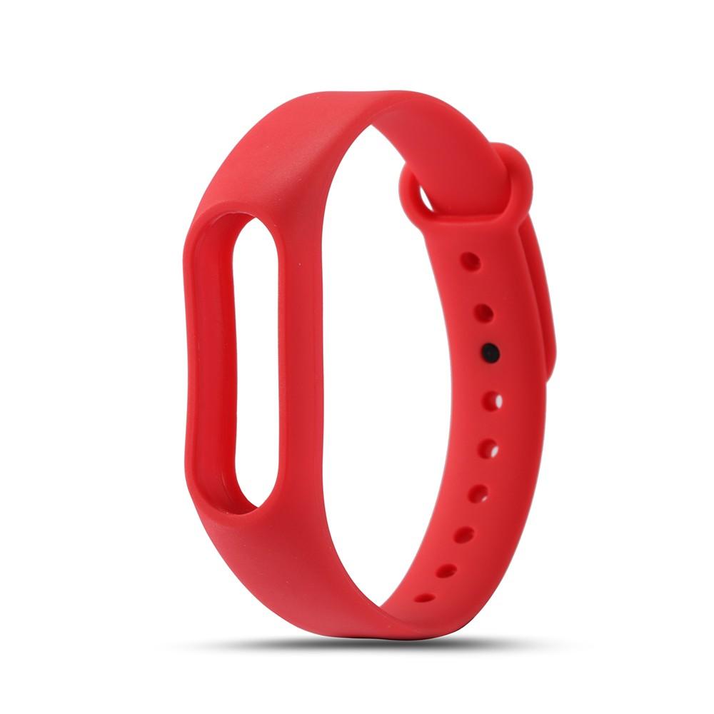 Náhradní náramek pro Xiaomi Mi Band 2 Barva: Červená