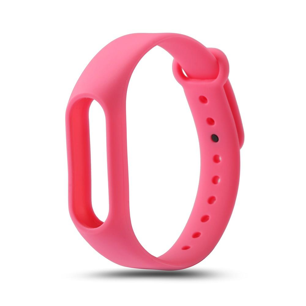 Náhradní náramek pro Xiaomi Mi Band 2 Barva: Růžová