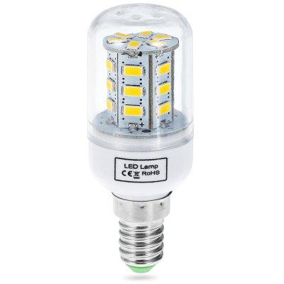 LED žárovka 7W (náhrada 30W), závit E14, studená bílá