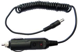 Adaptér do auta LED pásek 12V/3A