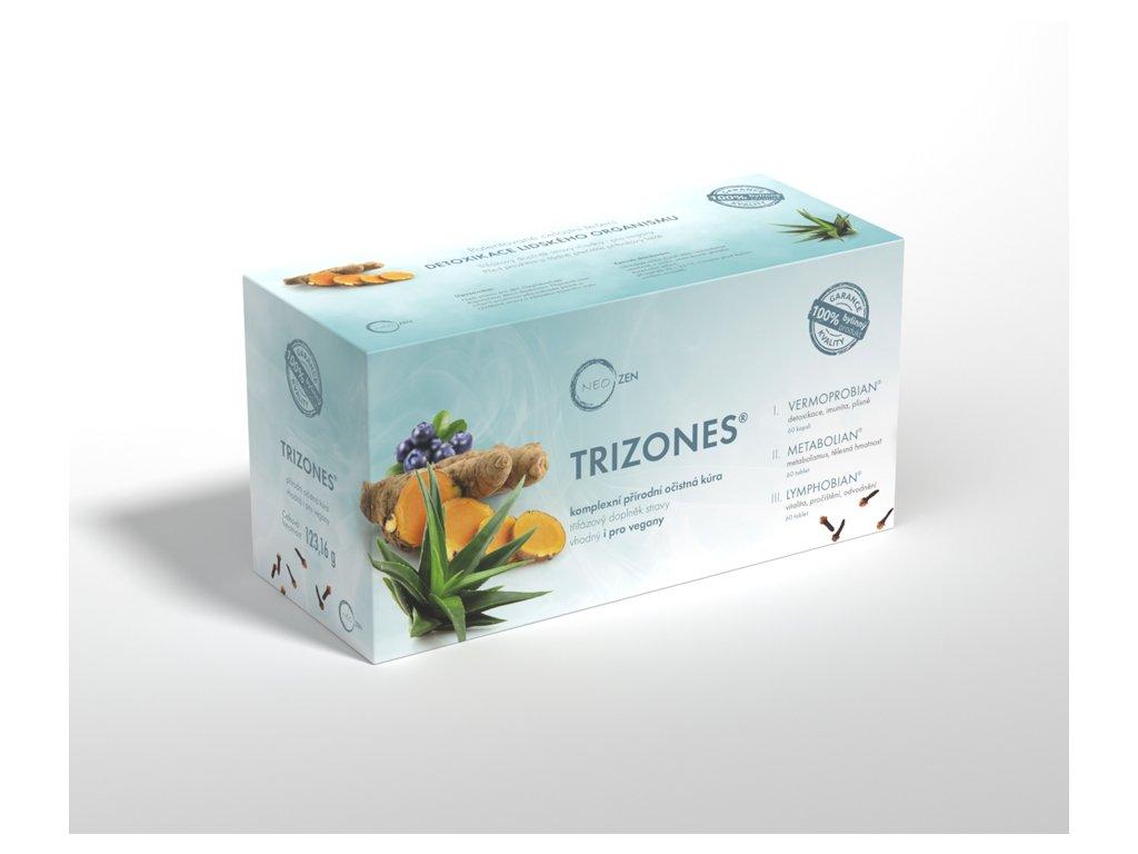 TRIZONES 3D