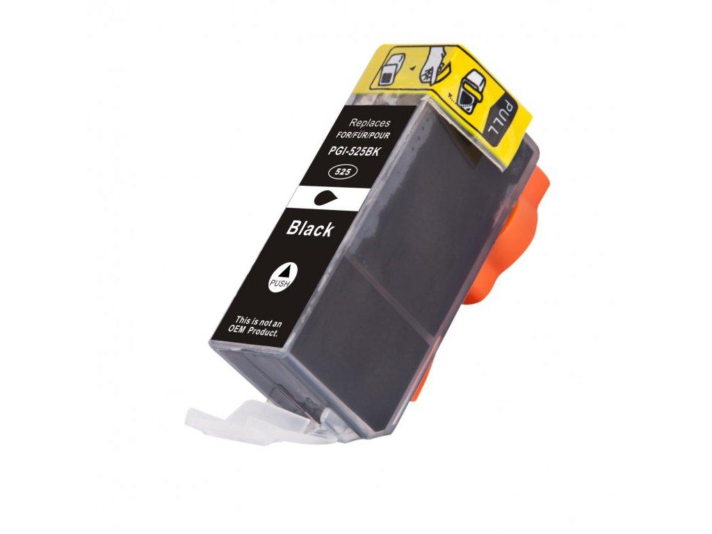 Canon PGI-525BK - kompatibilní cartridge s čipem