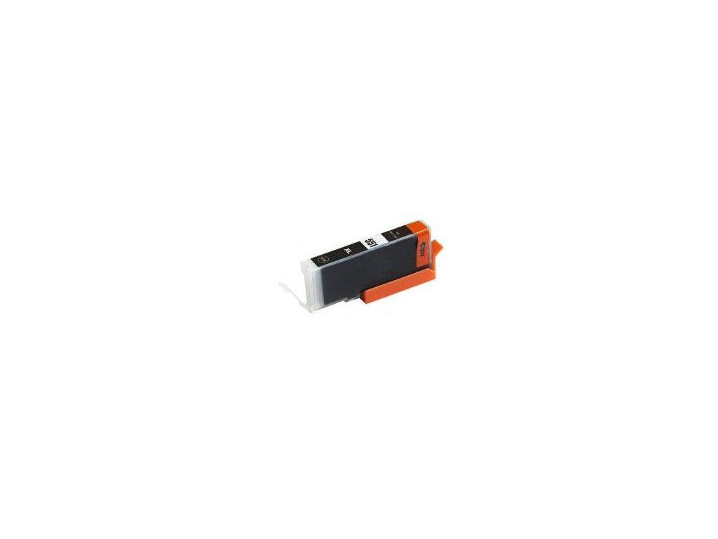 Canon CLI-551BK XL - kompatibilní cartridge s čipem