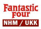 Fantastic Four (UKK/NHM)