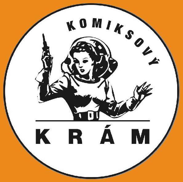 logo Komiksového krámu