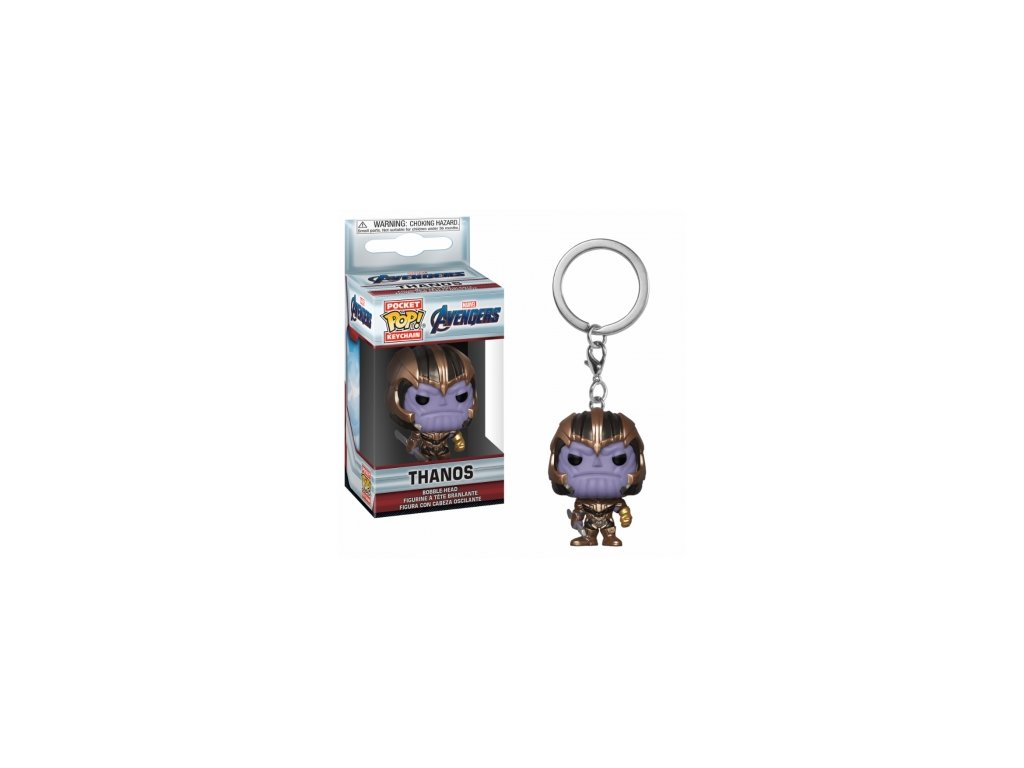 Klíčenka: Avengers - Thanos