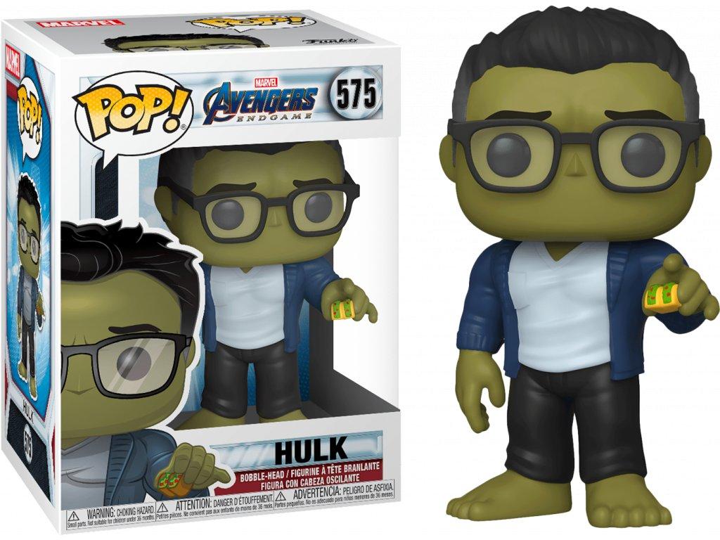 Hulk with Taco funko pop