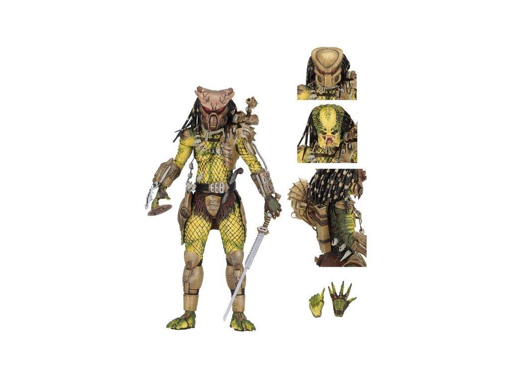 Figurka: Ultimate Elder: The Golden Angel - Predator 1718