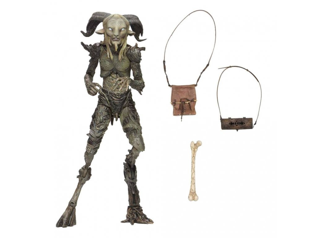 Figurka: Old Faun (Pan's Labyrinth) - Guillermo del Toro Signature Collection