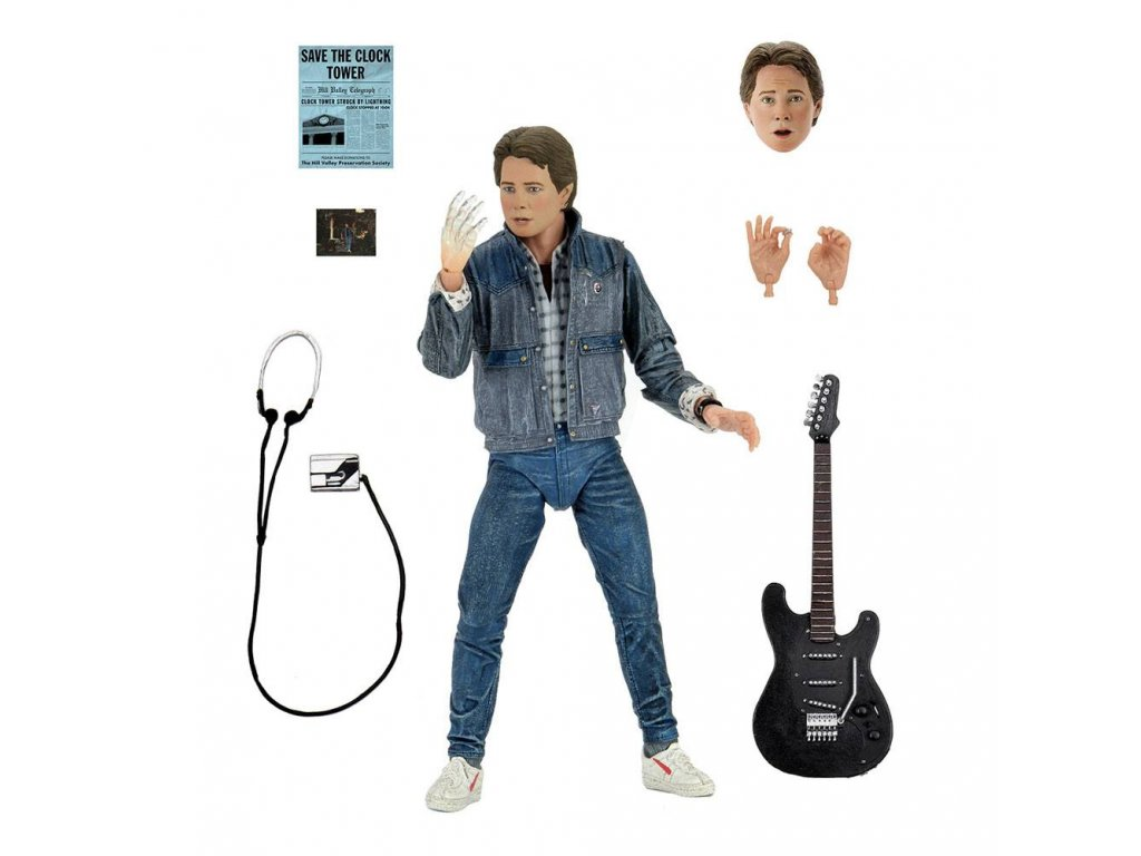 Figurka: Ultimate Marty McFly (Audition) - Back to the Future