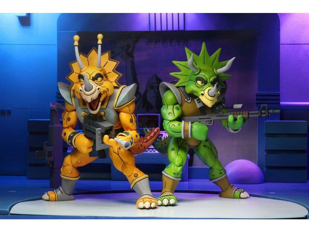 Figurka: Captain Zarax and Zork - Teenage Mutant Ninja Turtles