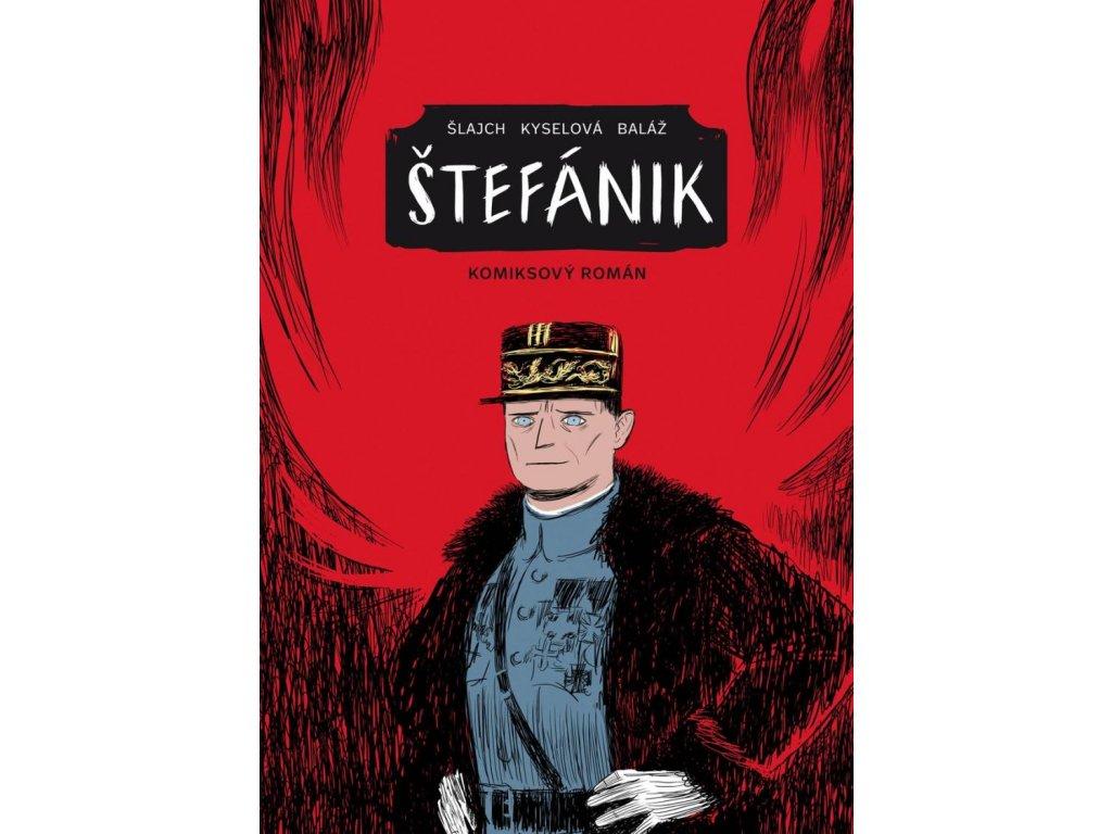 Štefánik: Komiksový román