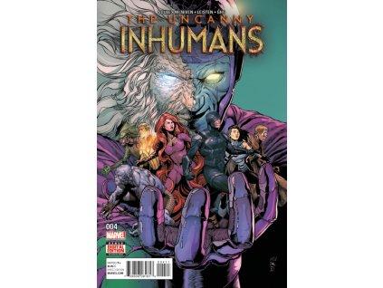 Uncanny Inhumans #004