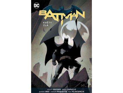 Batman #09: Květy zla (pevná vazba)