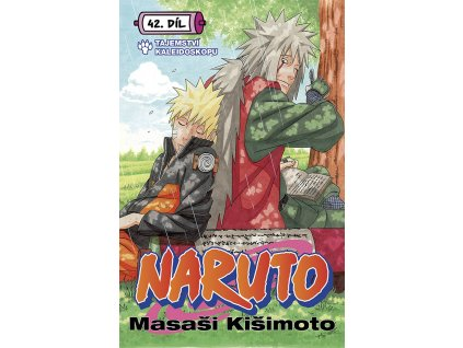Naruto #42: Tajemství Kaleidoskopu