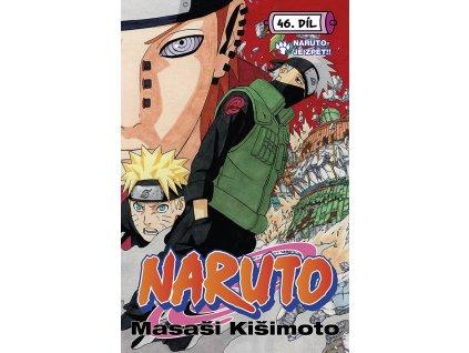 Naruto #46: Naruto je zpět!!