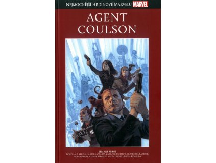 NHM #096: Agent Coulson