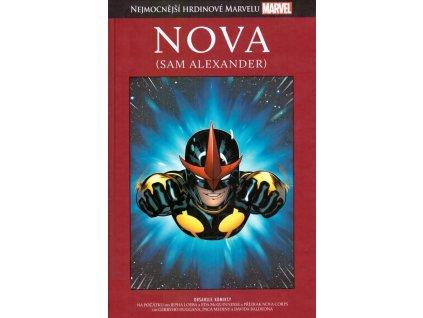 NHM #094: Nova (Sam Alexander)