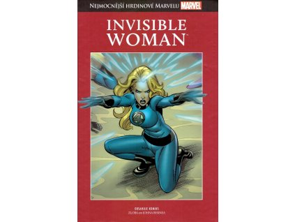 NHM #089: Invisible Woman