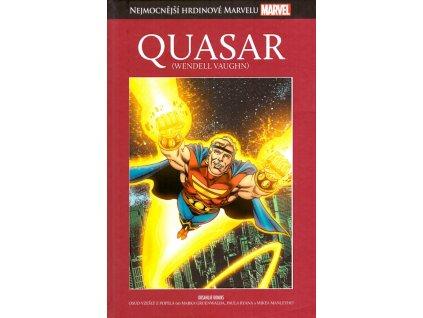 NHM #081: Quasar (Wendell Vaughn)