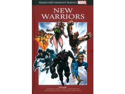 NHM #075: New Warriors