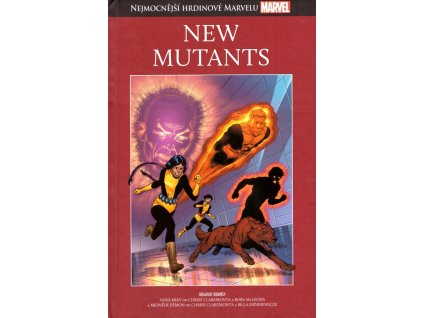NHM #072: New Mutants