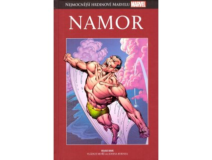 NHM #067: Namor