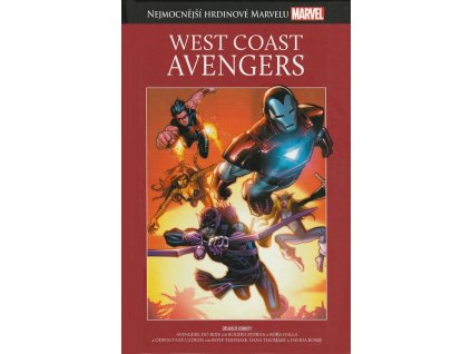 NHM #063: West Coast Avengers