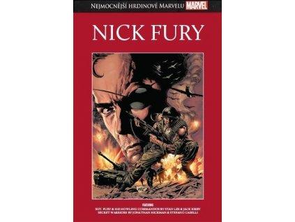NHM #021: Nick Fury