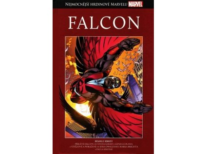 NHM #017: Falcon