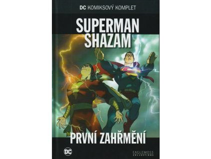 DCKK #080: Superman / Shazam - První zahřmění