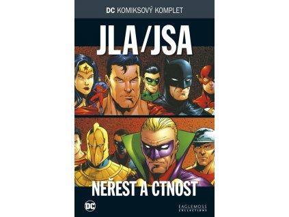 DCKK #076: JLA / JSA - Neřest a ctnost