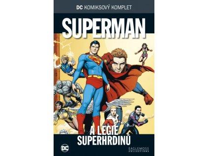 DCKK #064: Superman a Legie superhrdinů