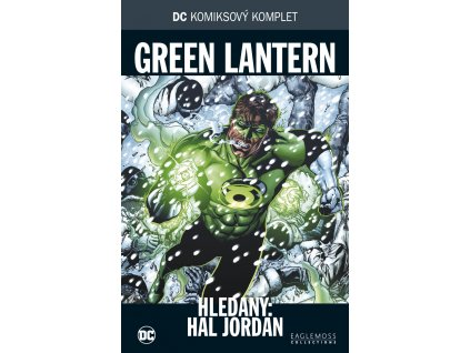 DCKK #063: Green Lantern - Hledaný: Hal Jordan