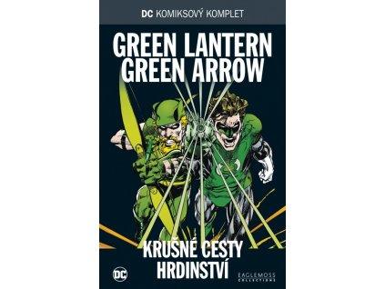 DCKK #058: Green Lantern / Green Arrow - Krušné cesty hrdinství